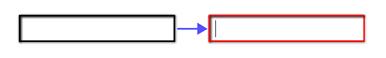 フォーム選択時に枠の色を変更する