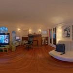 WordPress で VR させて、360°のパノラマ画像を表示する